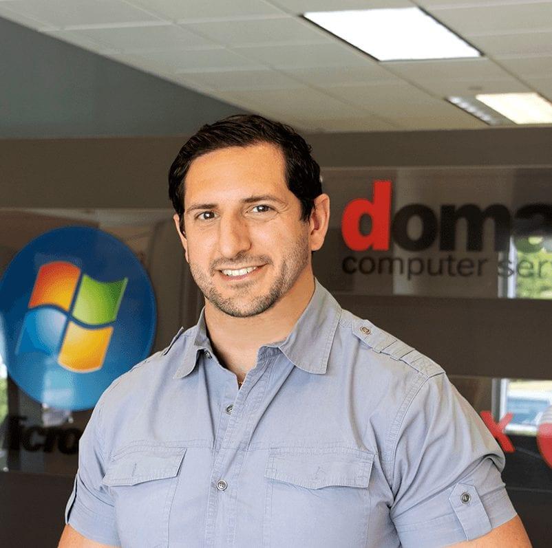 Team Robert Bufano Financial Controller Domain Computer Services